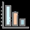 iconfinder bar decreasing 7479642 Частный вебмастер Михаил