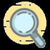 iconfinder search 7479647 Частный вебмастер Михаил